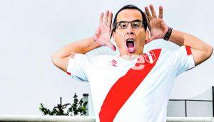 Perú, Daniel Peredo, y el otro posicionamiento del fútbol