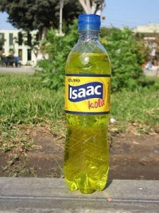 El irreverente don Isaac Kola