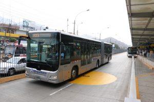 El Metropolitano de Lima por la ruta del silencio