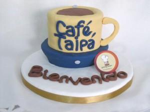 Café Taipá en Cuarto Poder
