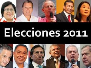 Reporte de Café: Posicionamiento electoral 2011