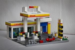 Shell-Lego-Café Taipá