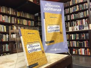 Milton Vela presentó el Libro Taipá: Marketing y Reputación: De la atracción a la confianza