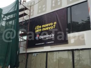 Domino's Pizza Perú: ¿De nuevo o uno nuevo?