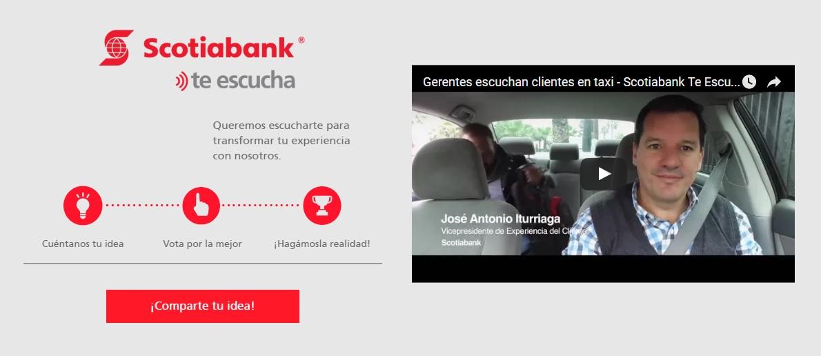 Scotiabank_Peru_campaña_Scotiabank_te_escucha_con_gerentes_como_taxistas-Cafe_Taipa_Peru_Consultores_en_reputacion_y_marketing