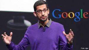 CEO de Google es el directivo con mejor reputación del mundo