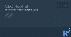 Los CEO con mejor reputación del mundo 2019