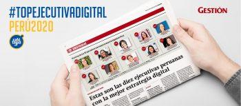 Top Ejecutiva Digital Perú 2020: Resultados, criterios y metodología del estudio de Café Taipá
