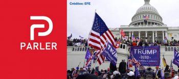 Todo lo que aprendimos del caso Parler y su veto por el ataque al Capitolio