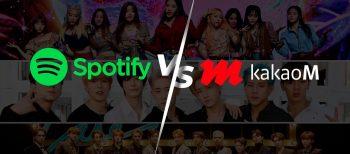 Spotify elimina canciones de k-pop de su plataforma y fans toman las redes sociales