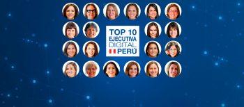 Top Ejecutiva Digital Perú 2021: Resultados, criterios y metodología del estudio de Café Taipá