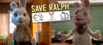 Save Ralph y la reputación de las marcas que testean en animales