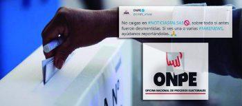ONPE: Escucha Activa Inteligente para combatir Fake News